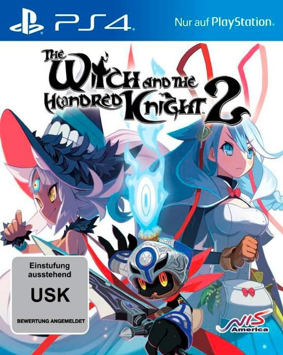 PS4 - The Witcher and the Hundred Knight 2 D Box 785300130708 Photo no. 1