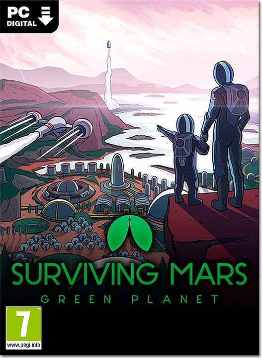 PC - Surviving Mars: Green Planet Download (ESD) 785300144639 Photo no. 1