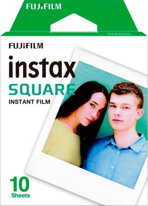 Instax Square 1 x 10 photos FUJIFILM 785300128439 Photo no. 1