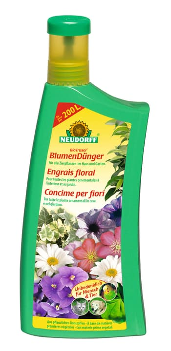 Blumendünger, 1 l Neudorff 658234200000 Bild Nr. 1