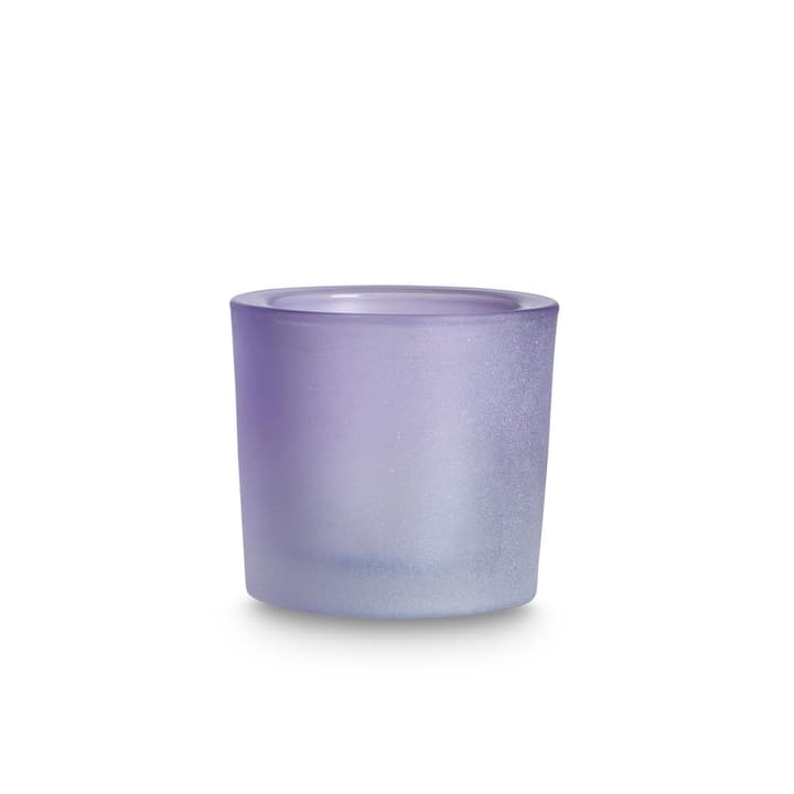 BUNT Porte-bougies chauffe-plat 396082300000 Dimensions L: 6.5 cm x P: 6.5 cm x H: 5.8 cm Couleur Lilas Photo no. 1