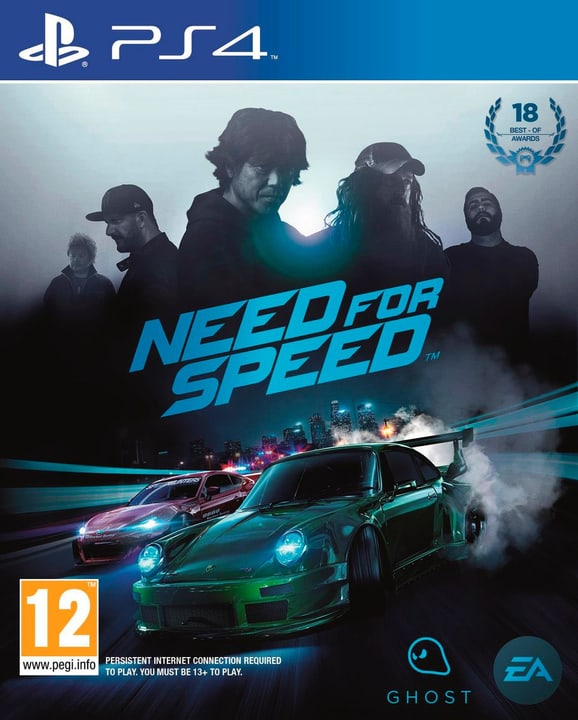 PS4 - Need for Speed 785300119997