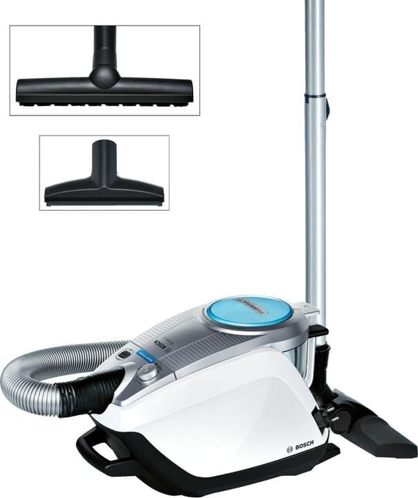 Relaxx'x Pro Silence Plus aspirateur sans sac BGS5331 blanc Aspirateur Bosch 785300134857 Photo no. 1