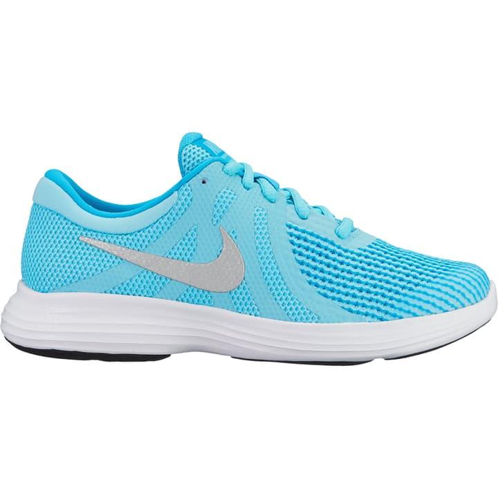 Revolution 4 Chaussures de course pour enfant Nike 460668036540 Couleur bleu Taille 36.5 Photo no. 1