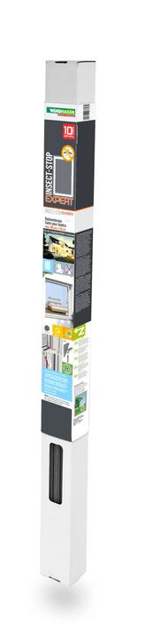Insektenschutz-Rahmen Fenst. 100x120, anthraz. Windhager 631266100000 Bild Nr. 1