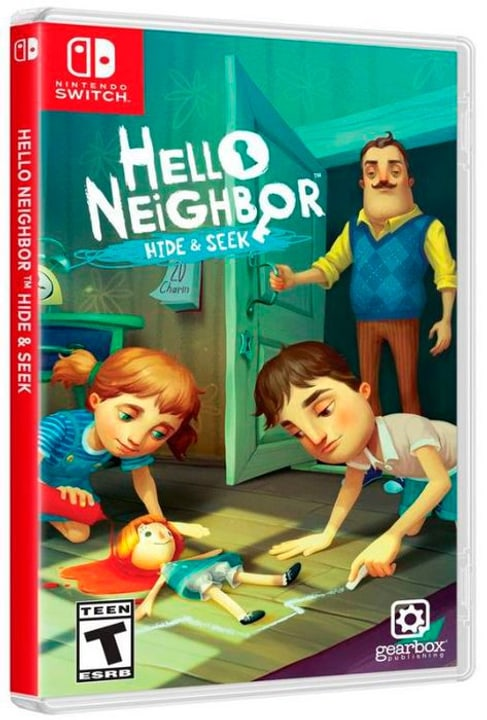 NSW - Hello Neighbor Hide & Seek  D Box 785300139468 Photo no. 1
