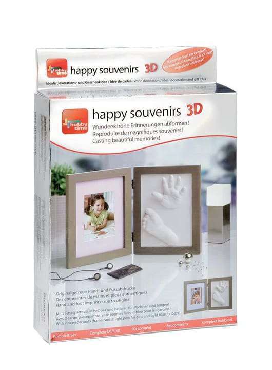 Kit Happy Souvenirs Glorex Hobby Time 665255500000 Photo no. 1