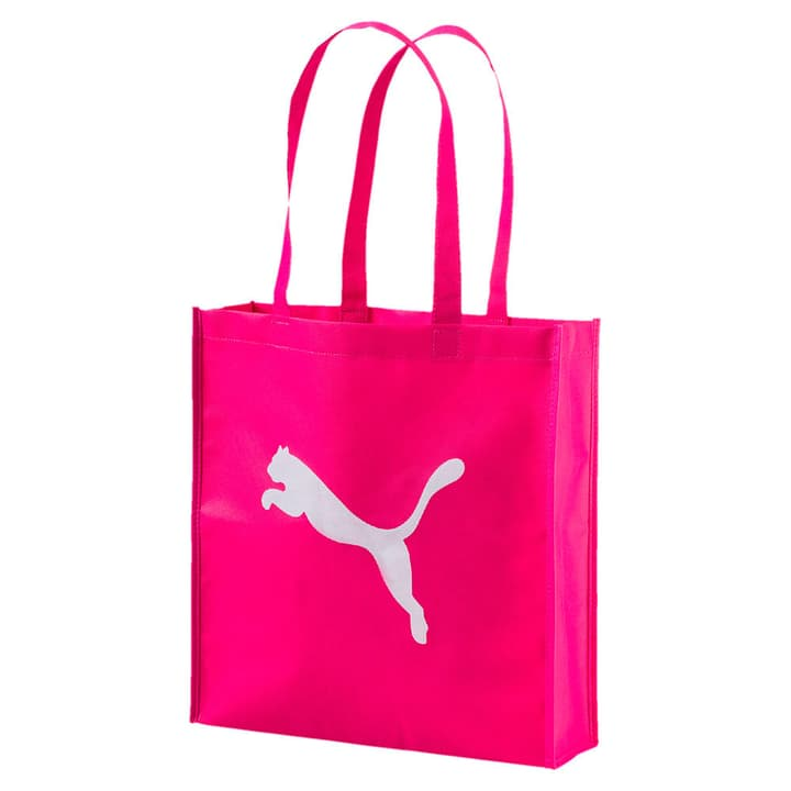 PUMA Shopper cabas-sac Puma 460193399917 Couleur framboise Taille one size Photo no. 1