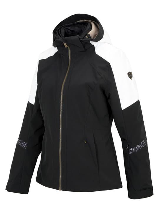 TRINE Giacca da sci da donna Ziener 462545504420 Colore nero Taglie 44 N. figura 1