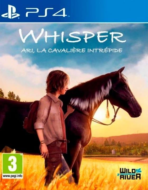 PS4 - Whisper Ari La Cavalière Intrépide F Box 785300142567 N. figura 1