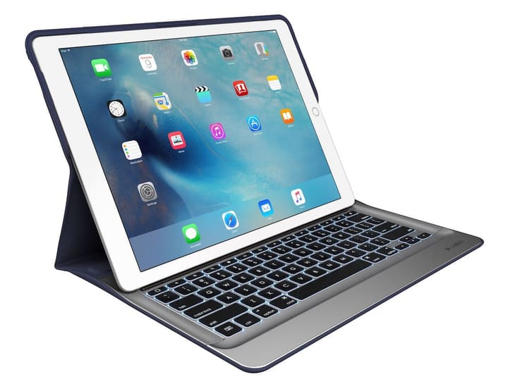 "Create Keyboard Case iPad Pro 12.9"" CH-Layout Logitech 79797190000016 Bild Nr. 1"