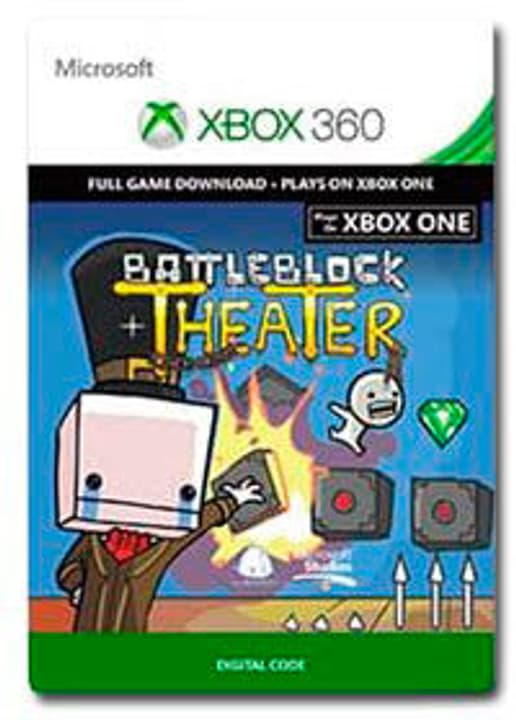 Xbox One - BattleBlock Theater Download (ESD) 785300135412 Photo no. 1