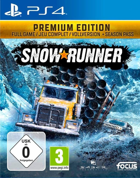 SnowRunner - Premium Edition Box 785300151531 Bild Nr. 1