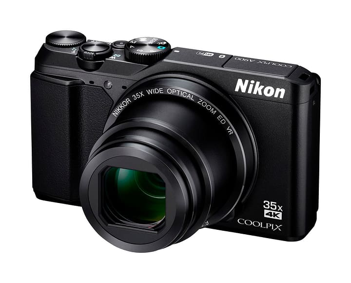 Coolpix A900 apparecchi Foto digitale nero Nikon 793422900000 N. figura 1