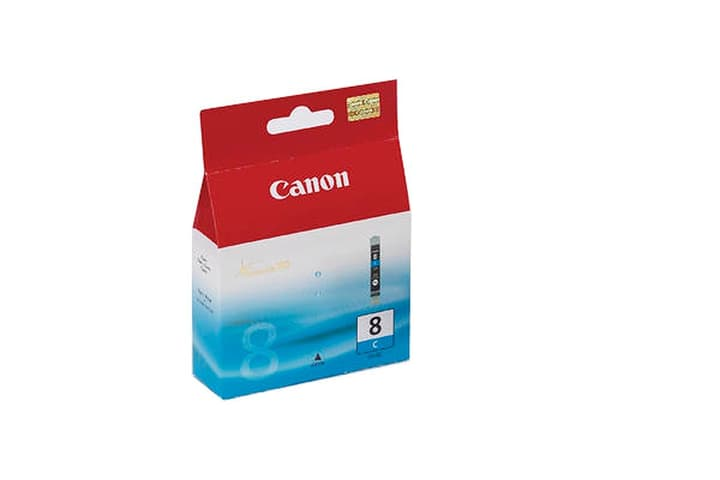 CLI-8 Tintenpatrone cyan Tintenpatrone Canon 797475600000 Bild Nr. 1