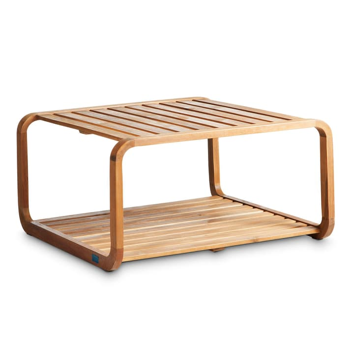 BAYAMO Table basse Edition Interio 368005473303 Dimensions L: 71.5 cm x P: 71.5 cm x H: 38.0 cm Couleur Brun Photo no. 1
