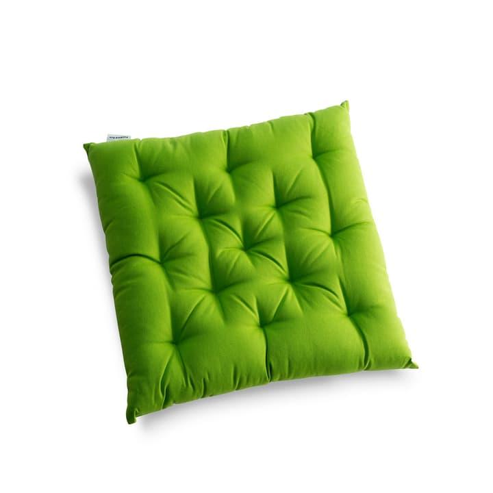 TABORA Coussin d'assise 378036100000 Couleur Tilleul Dimensions L: 40.0 cm x P: 40.0 cm Photo no. 1