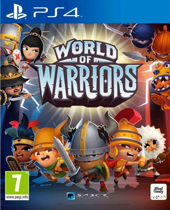 PS4 - World of Warriors Box 785300132273 N. figura 1