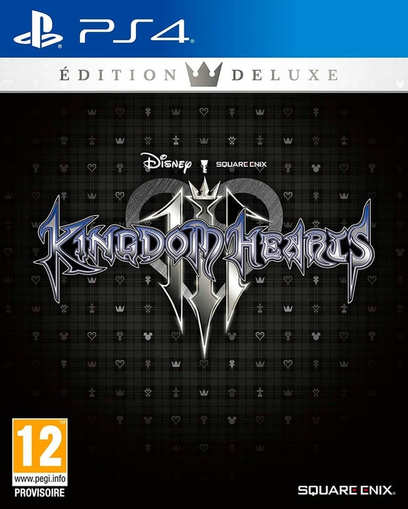 PS4 - Kingdom Hearts 3 Deluxe Edition (F) Box 785300139968 Langue Français Plate-forme Sony PlayStation 4 Photo no. 1