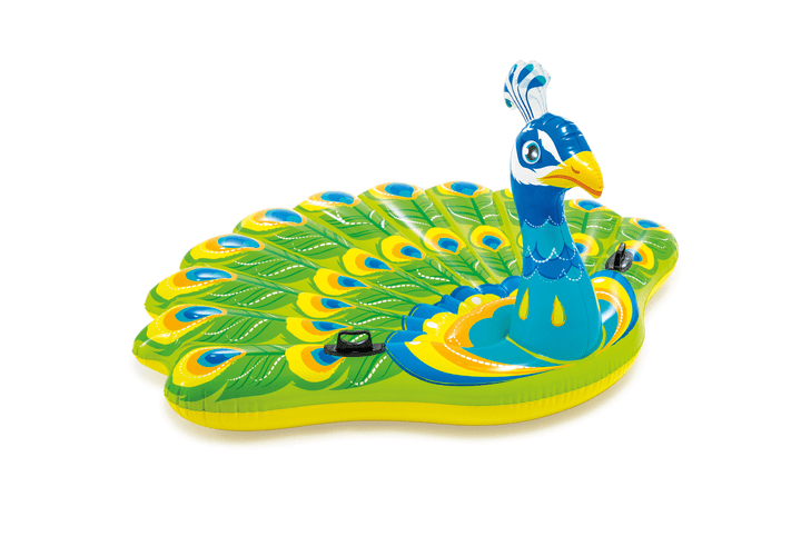 Peacock Island Schwimminsel / Badetier Intex 464706600000 Bild-Nr. 1