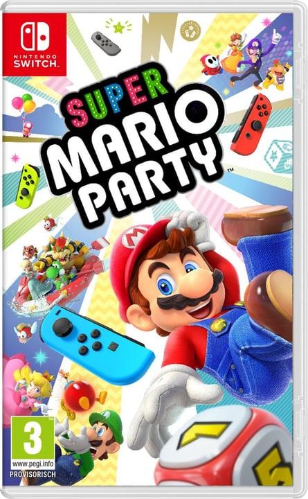 Switch - Super Mario Party Box Nintendo 785300137069 Langue Allemand Plate-forme Nintendo Switch Photo no. 1