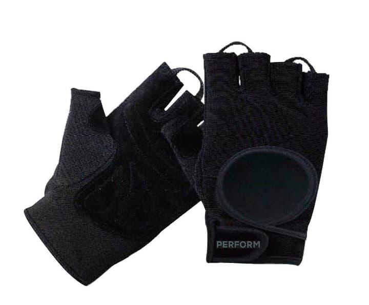 Fitnesshandschuh Perform 463090800320 Farbe schwarz Grösse S Bild-Nr. 1