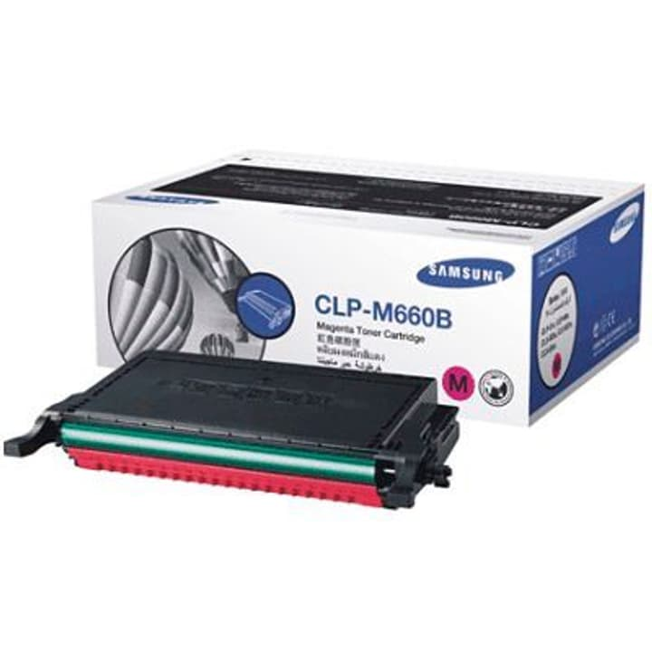 Toner-Modul magenta Samsung 785300125112 Bild Nr. 1
