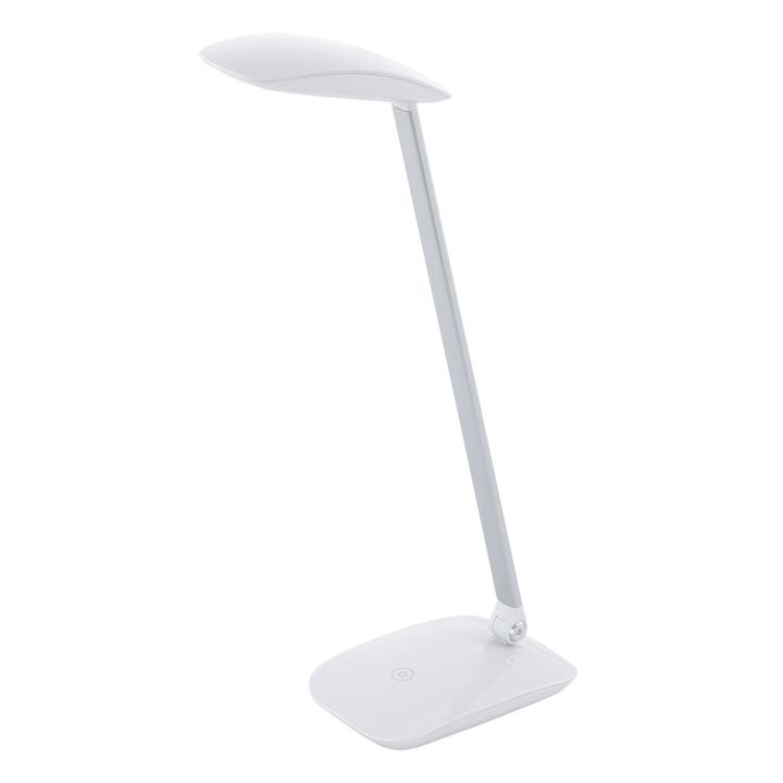 LED-Tischleuchte Cajero, weiss Eglo 615059900000 Bild Nr. 1