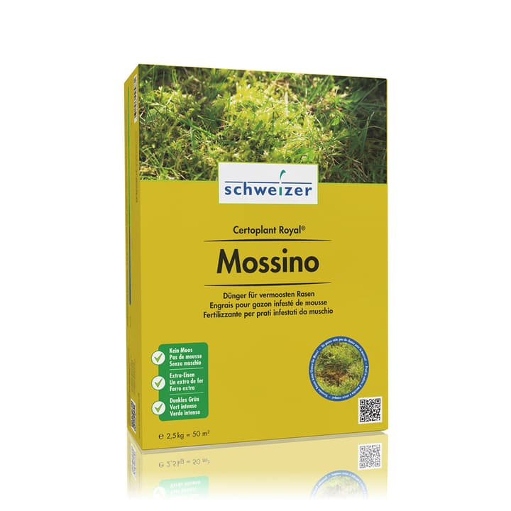 Certoplant Royal Mossino, 2.5 kg Eric Schweizer 659210800000 Photo no. 1
