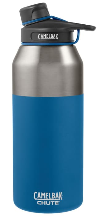 Chute V.I. Stainless Bottle Borraccia 1.2 L Camelbak 491286900040 Colore blu Taglie Misura unitaria N. figura 1