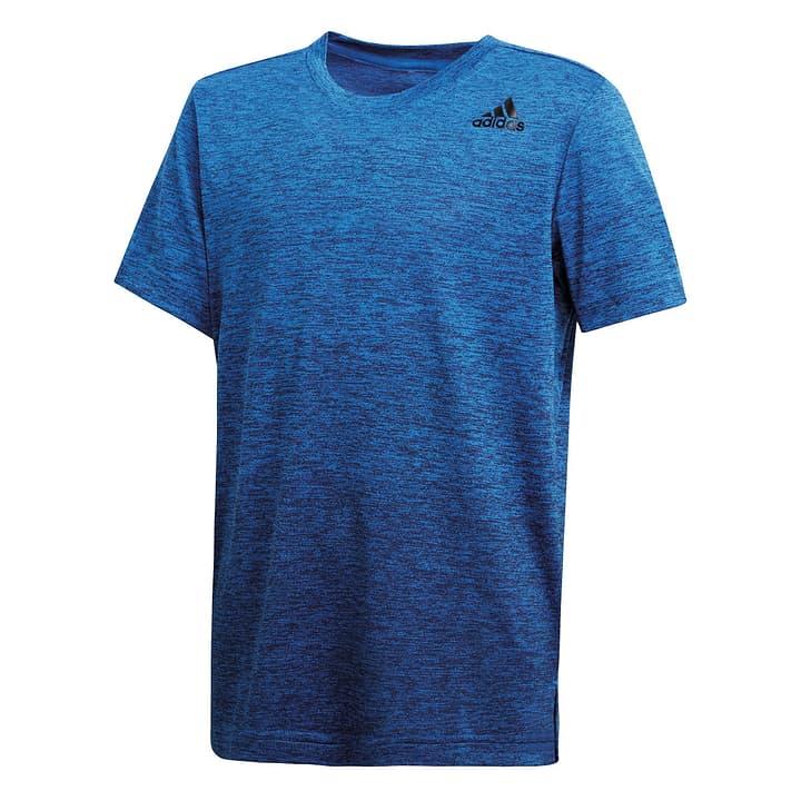 Gradient Tee Shirt pour garçon Adidas 464565512840 Couleur bleu Taille 128 Photo no. 1