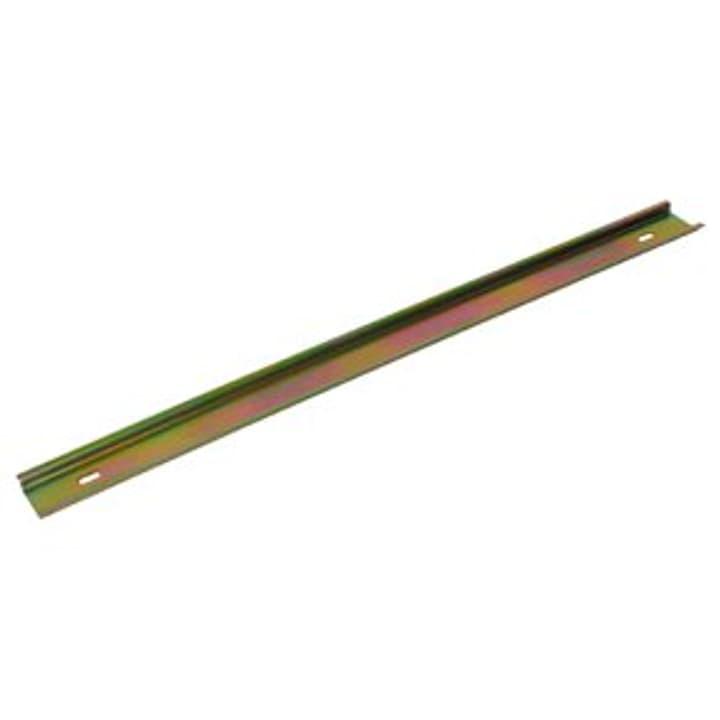 Barre profilée à 2m en fer calvanisé Longueur: 0.40m 612170700000 Photo no. 1