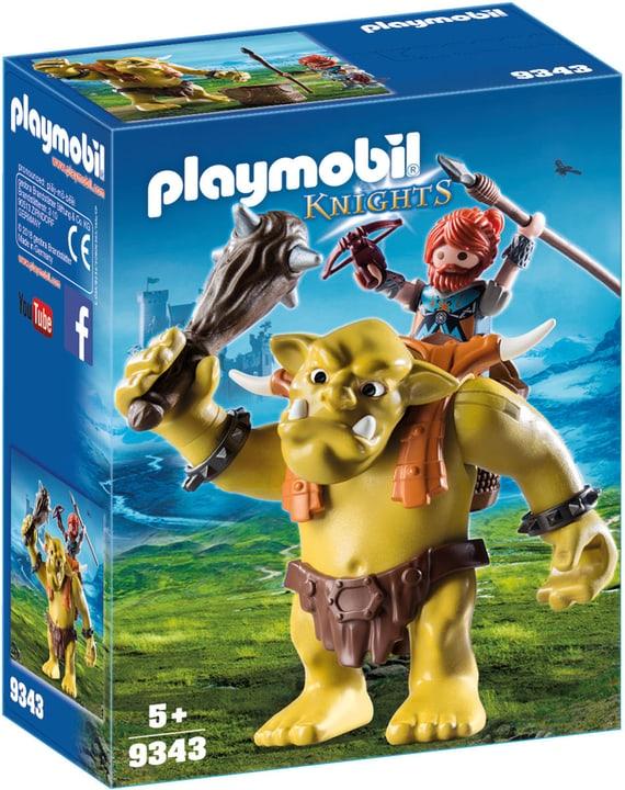 Playmobil Troll géant et soldat nain 746093900000 Photo no. 1