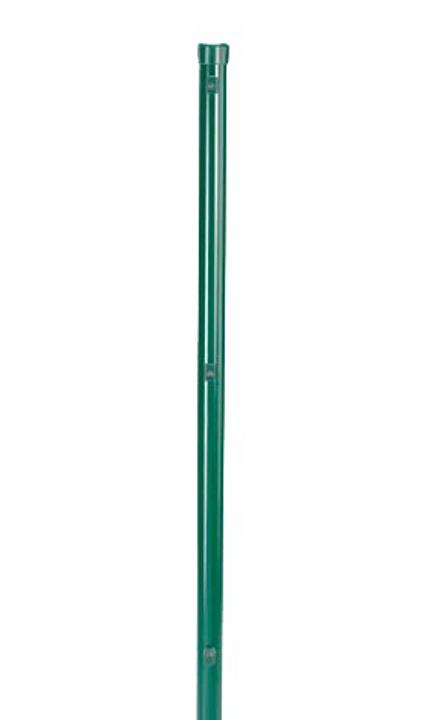 Piquets tubulaires vert 636616100000 Couleur Revêtement vert Taille H: 150.0 cm Photo no. 1