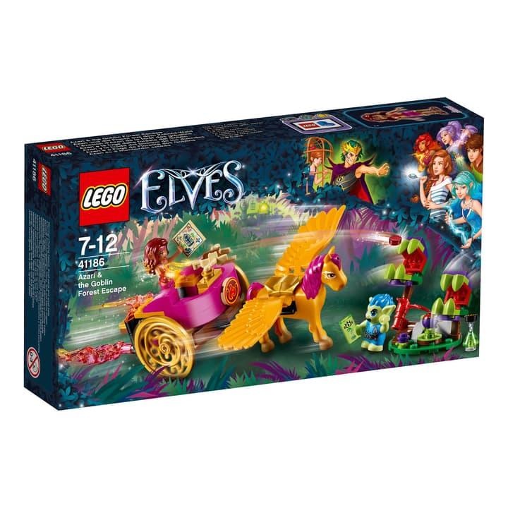 LEGO Elves Azari e la fuga dalla foresta dei Goblin 41186 748846800000 N. figura 1