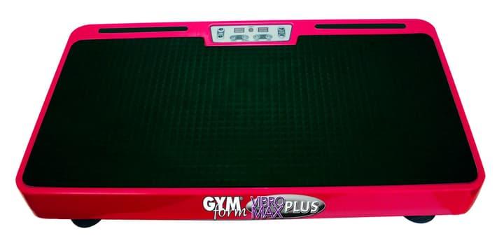 Vibro Max Plus Vibrationsplatte Gymform 463007600000 Bild-Nr. 1