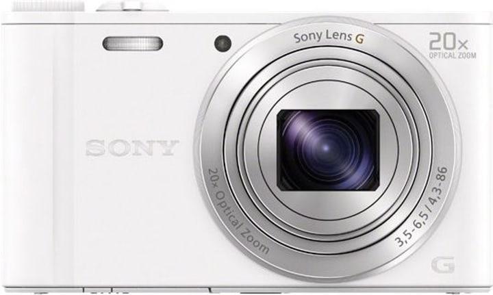 DSC-WX350 Cybershot Appareil photo compact blanc Sony 785300123844 Photo no. 1