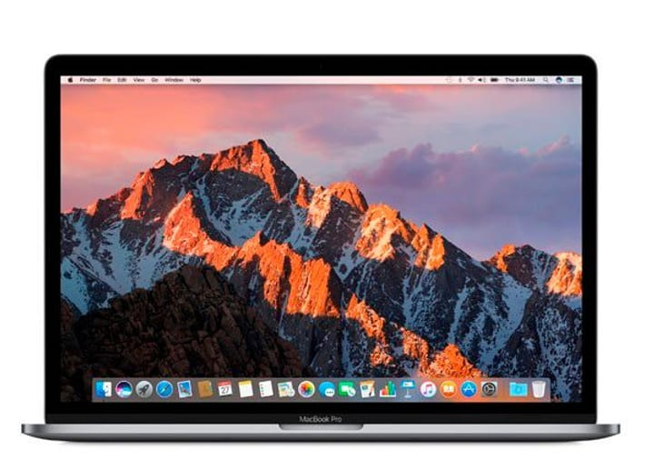 MacBook Pro Touchbar 2.7GHz i7 15 16G512GB spacegray Ordinateur portable Apple 798164200000 Photo no. 1