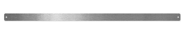 THIN Barre magnétique 432014600200 Dimensions L: 60.0 cm x H: 2.5 cm Photo no. 1
