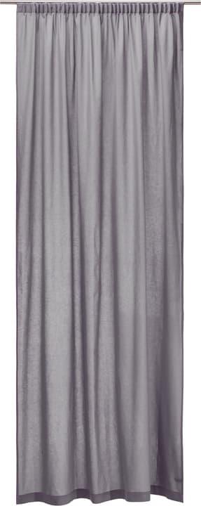 CANDELA Fertigvorhang blickdicht 430271521880 Farbe Grau Grösse B: 150.0 cm x H: 260.0 cm Bild Nr. 1