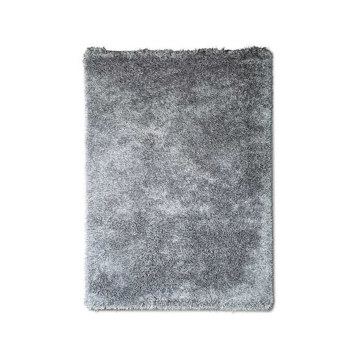 VISIBLE Teppich 371006900000 Farbe Silberfarben Grösse B: 190.0 cm x T: 130.0 cm Bild Nr. 1
