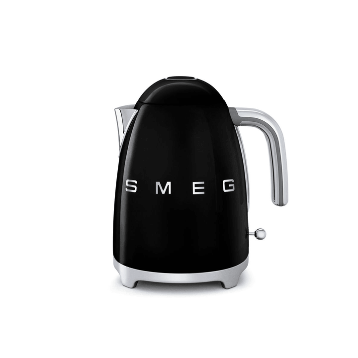 50's SMEG Bouillore noir Smeg 393172100000 Dimensions L: 22.0 cm x P: 17.0 cm x H: 25.0 cm Couleur Noir Photo no. 1