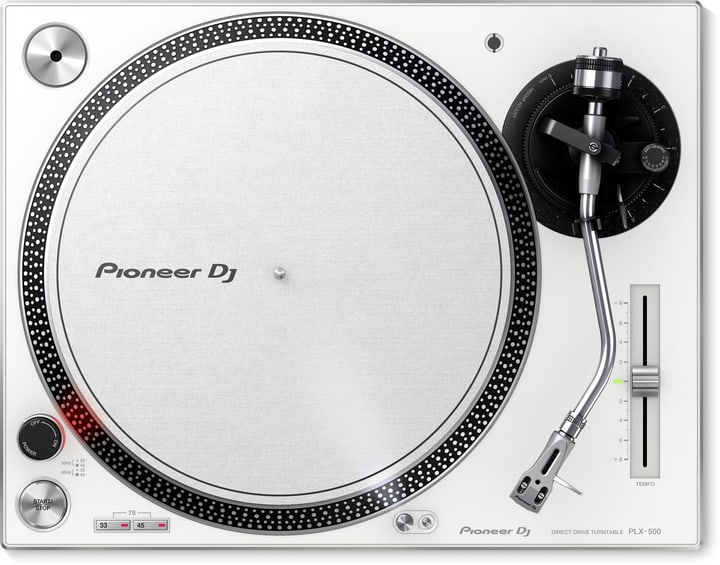 PLX-500-W - Weiss DJ Plattenspieler Pioneer DJ 785300134780 Bild Nr. 1