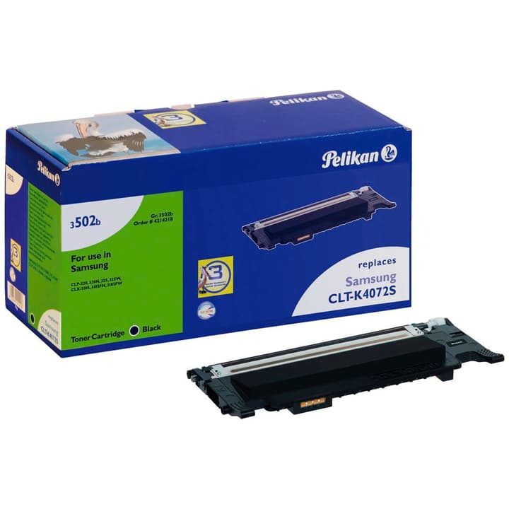 3502b CLT-K4072S/ELS noir Cartouche toner Pelikan 785300123303 Photo no. 1