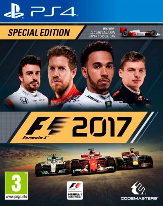 PS4 - F1 2017 Special Edition 785300122627 N. figura 1