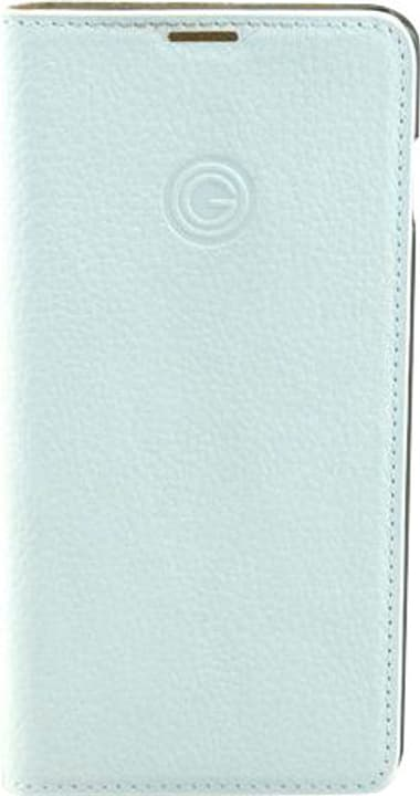 Book-Cover MARC Leather white Coque MiKE GALELi 785300143238 Photo no. 1