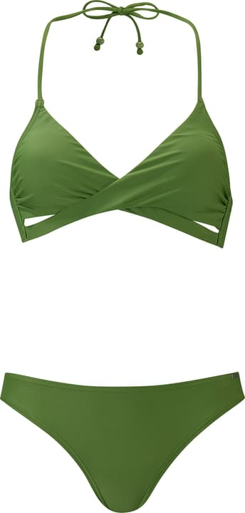 Damen-Bikini Extend 462196803660 Farbe Grün Grösse 36 Bild-Nr. 1