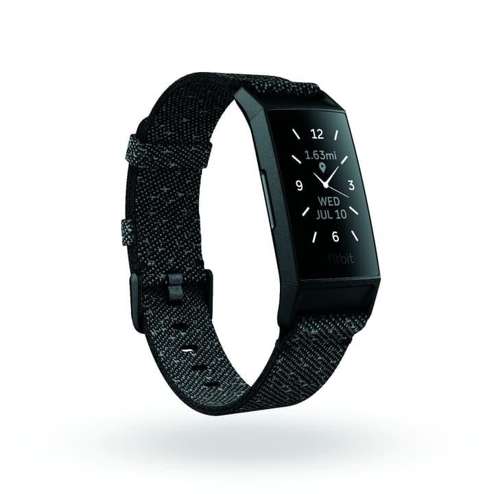 Charge 4 Granite Woven Black SE Activity Tracker Fitbit 798730200000 Bild Nr. 1