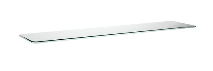 Ripiano in vetro transp. arrotondato BOLISITALIA 606082300000 N. figura 1