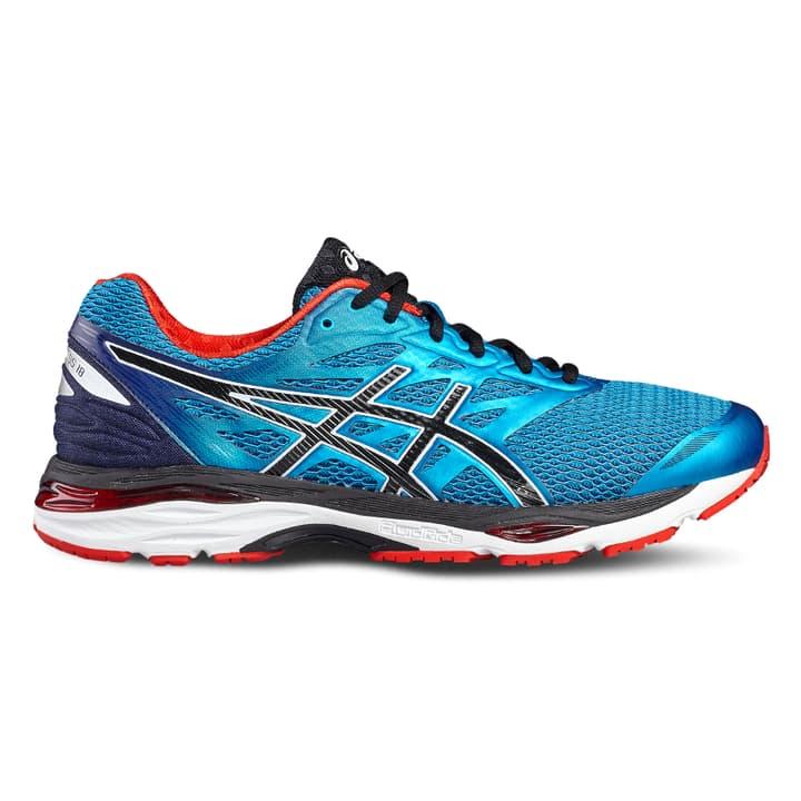 Gel Cumulus 18 Chaussures de course pour homme Asics 461665641540 Couleur bleu Taille 41.5 Photo no. 1